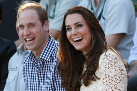 Kate Middleton Is Due in April, Condition 'Steadily Improving': Palace