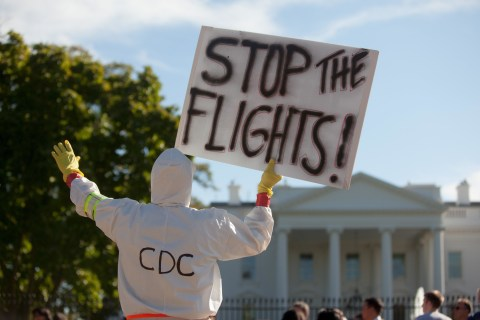 Will Ebola Fade From the Campaign Trail?