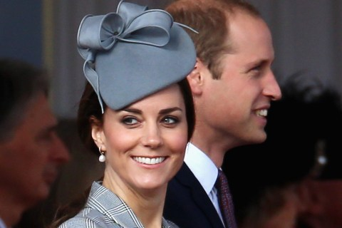Kate's Back! Duchess Appears for First Time Since Pregnancy News