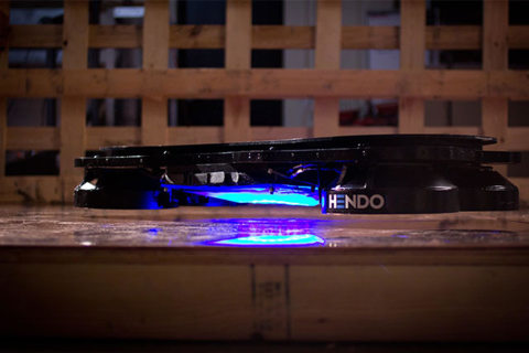 It's Not Quite 'Back to the Future,' But This Hoverboard Really Works