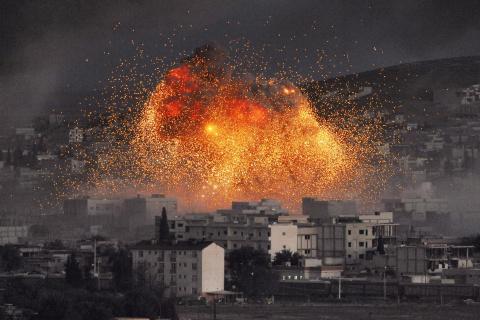 Tension Mounts Along Turkey-Syria Border