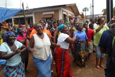 Beating Ebola: One Company's Fight in Liberia Shows How to Do It