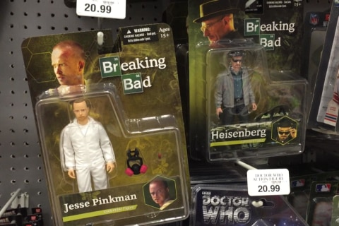 Toys 'R Us Pulls 'Breaking Bad' Action Figures After Petition