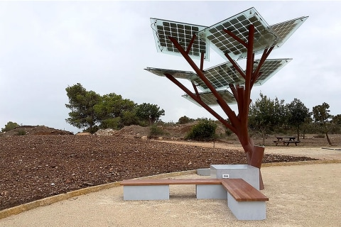 Solar Panels Don't Grow On Trees ... Most of the Time
