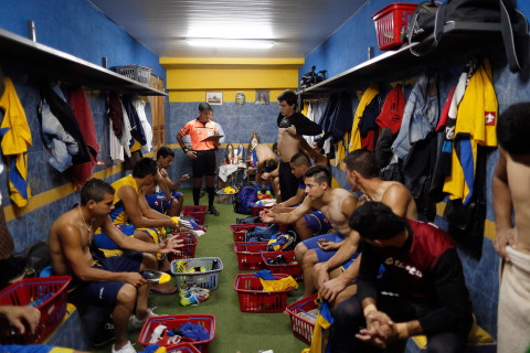 Underdog Story? Paraguay Soccer Team Chases Wildest Dreams