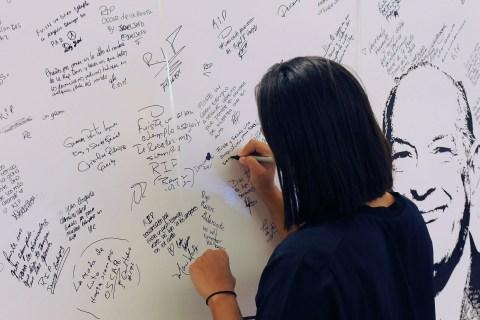 Dominican Republic: Natl Day Of Mourning For Oscar de la Renta