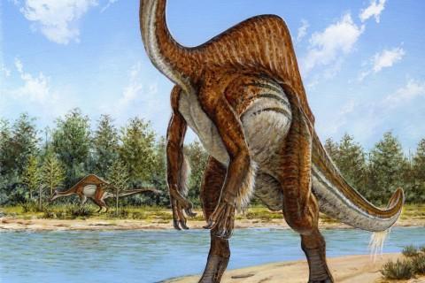'Pretty Goofy': Weird Dinosaur Was Cross Between Barney and Jar Jar Binks