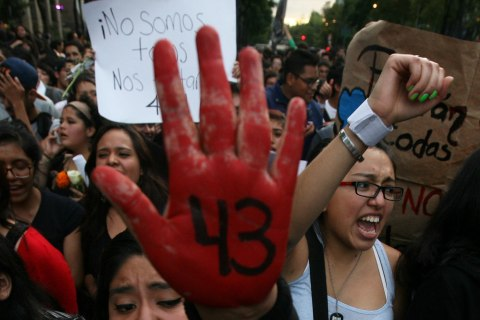 Mayor, Wife Were Behind Mexican Student Disappearances: Officials