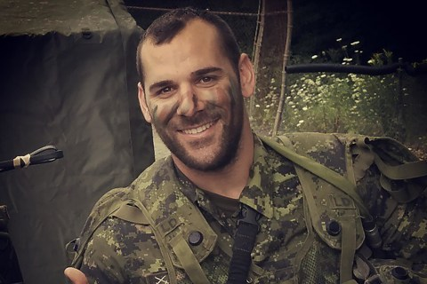 Slain Ottawa Soldier Cpl. Nathan Cirillo Honored as 'Wonderful' Man