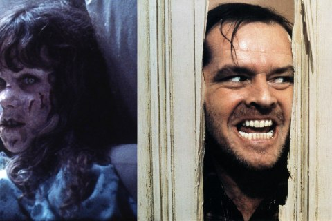 'The Exorcist' or 'The Shining': Scary Movie Face Off