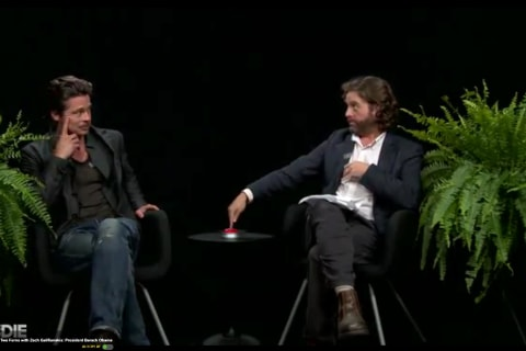 Six Reasons to Watch the New 'Between Two Ferns'