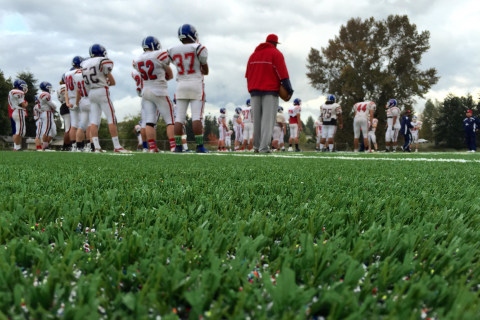 High School Changes Plans for Artificial Turf Field