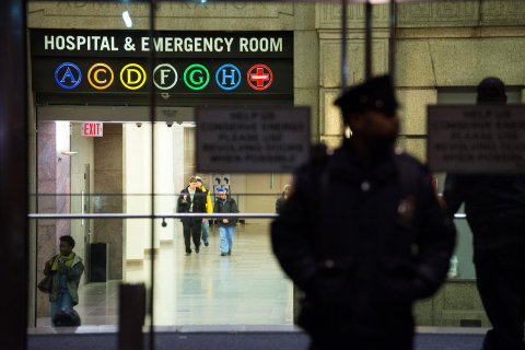 New York and New Jersey Will Quarantine Ebola Doctors