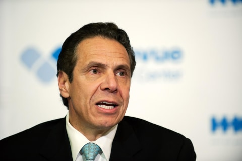 Gov. Cuomo Is 'As Confident As One Can Be' About NYC Ebola Response