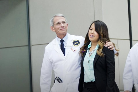 Nina Pham, Nurse Who Survived Ebola, Sues Texas Hospital