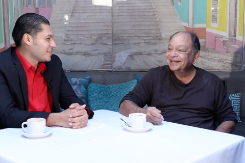 Cafecito: Cheech Marin Talks 'Book Of Life,' Pot and Immigration