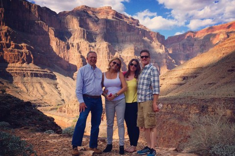 Brittany Maynard's Bucket List Beckons Her to Grand Canyon