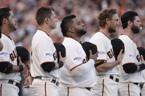 Follow Live: Royals vs. Giants in World Series Game 3