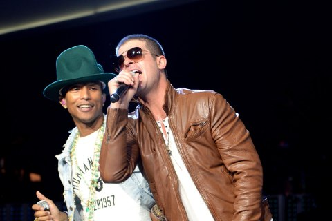 Judge Orders 'Blurred Lines' Song Theft Lawsuit Will Go to Trial