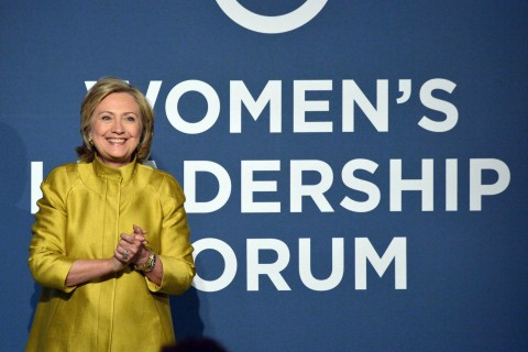 Hillary Clinton Is Talking More About Women. Here's Why It Matters.