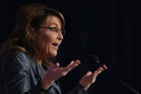Palin: I'll 'Hopefully' Run for Political Office Again, To Annoy 'Haters'
