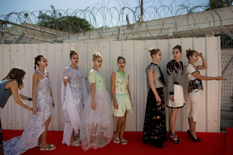 Israel Prison Hosts Inmate Fashion Show