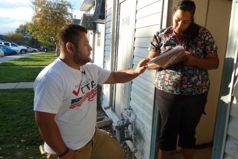 Latino Political Advertisers Busy As 2014 Races Tighten