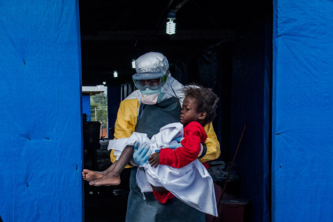 With Just a Few New Cases of Ebola, Liberia's Kids Head Back to School