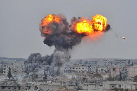 ISIS Bomb Threat to Kurdish Forces Bound For Syria's Kobani