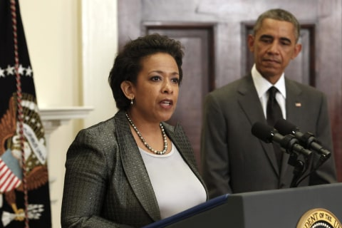 Loretta Lynch's Secret Prosecutions