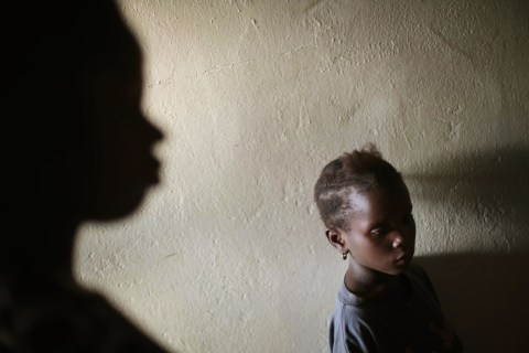 #FightEbola: Just Seven Years Old and an Outcast