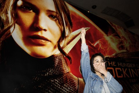 Thai Cinema Chain Pulls Latest 'Hunger Games' After Salute Arrests