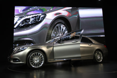 The 'Automotive Wealth Gap' Is On Display at the L.A. Auto Show