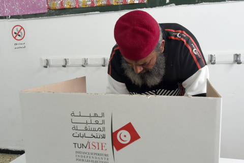 Tunisia Votes for First Directly-Elected President