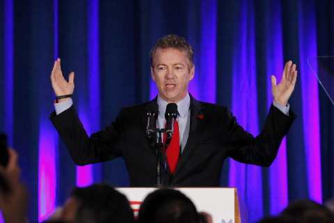 Rand Paul: War Against ISIS 'Illegal Until Congress Acts'
