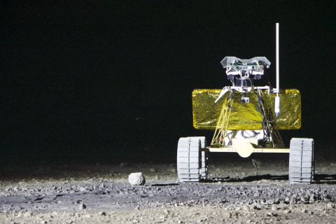Moon Rover Reporting for Duty: 'Andy' Joins Astrobotic Team