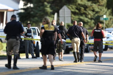 Police Shootings Are Second Most Common Homicide in Utah, Report Says