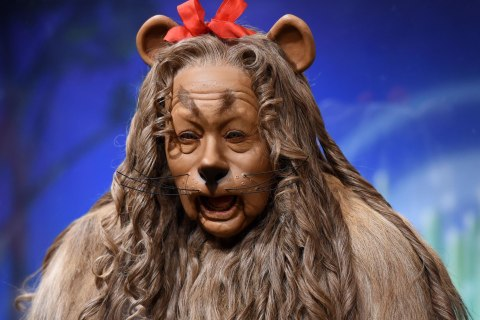 'Cowardly Lion' Costume Conjures Up Amazing Price at Auction