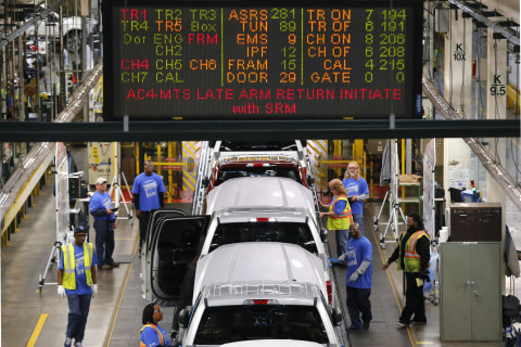 Economy Grew Faster Than Initially Thought in 3rd Quarter