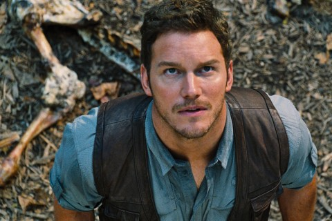 Save Us, Chris Pratt! New 'Jurassic World' Trailer Is Released