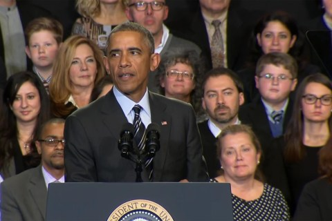 Obama: Anger Over Ferguson Understandable, but Answer Is Cooperation