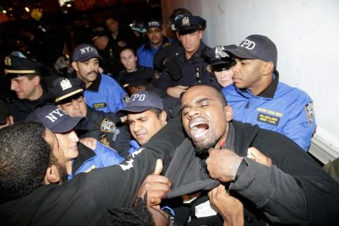 Ferguson Protesters Unleash Rage From Coast to Coast