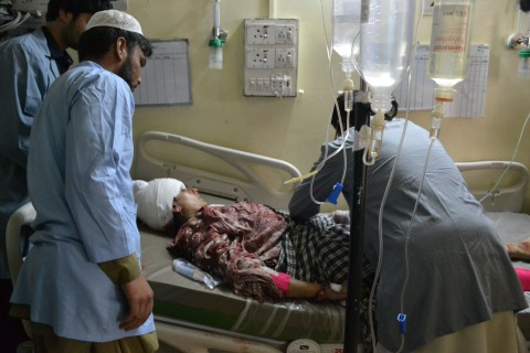 Four Pakistan Polio Workers Killed by Assassins on Motorcycles