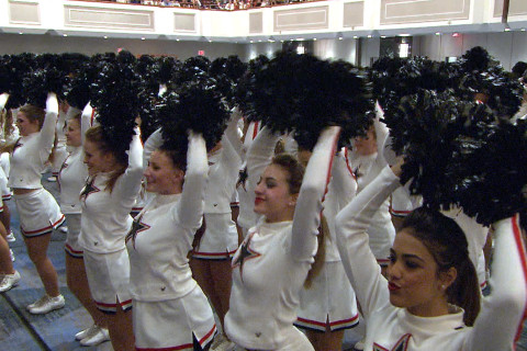 Student Performers Invade Big Apple for Thanksgiving Day Parade