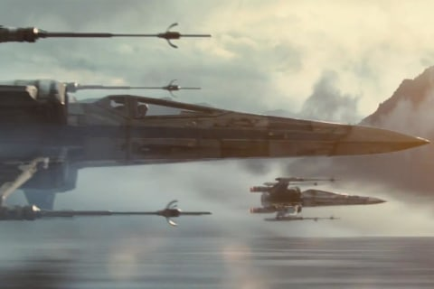 'An Awakening': Watch the New 'Star Wars' Trailer