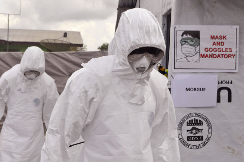 Could Christmas Worsen Ebola's Spread?