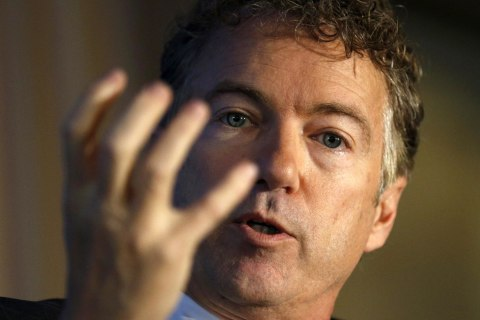 Rand Paul: McCain Wants '15 Wars More'
