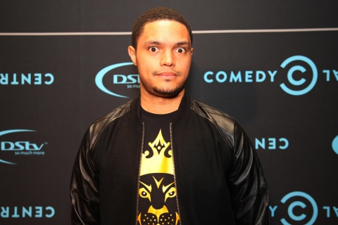 Trevor Noah, New 'Daily Show' Host, Criticized for Tweets About Jews and Women