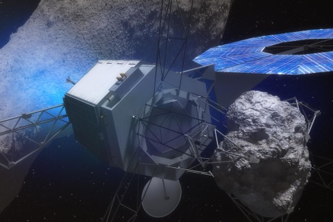 Will NASA Pull Off a Piece of an Asteroid? Stay Tuned