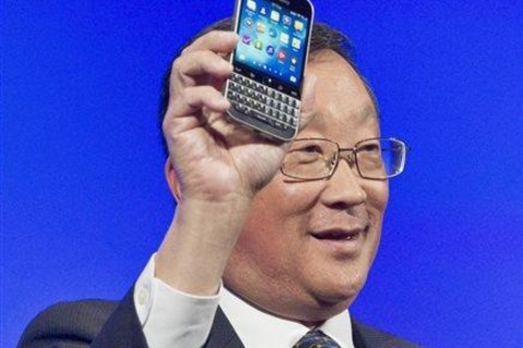 BlackBerry Returns to Roots With Launch of 'Classic' Smartphone